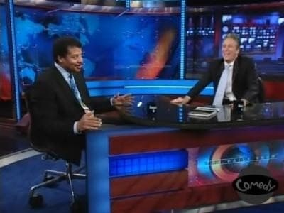 The Daily Show with Trevor Noah Season 14 :Episode 15  Neil DeGrasse Tyson