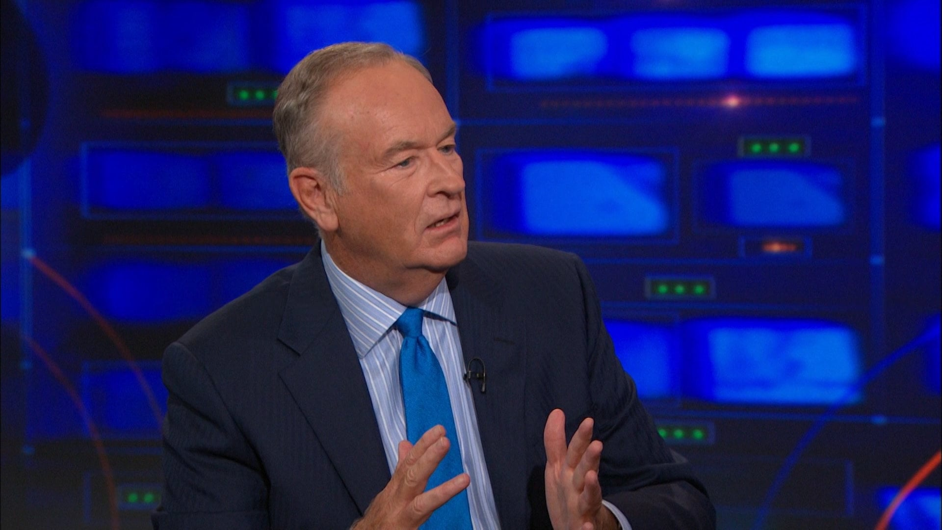The Daily Show with Trevor Noah Season 20 :Episode 11  Bill O'Reilly