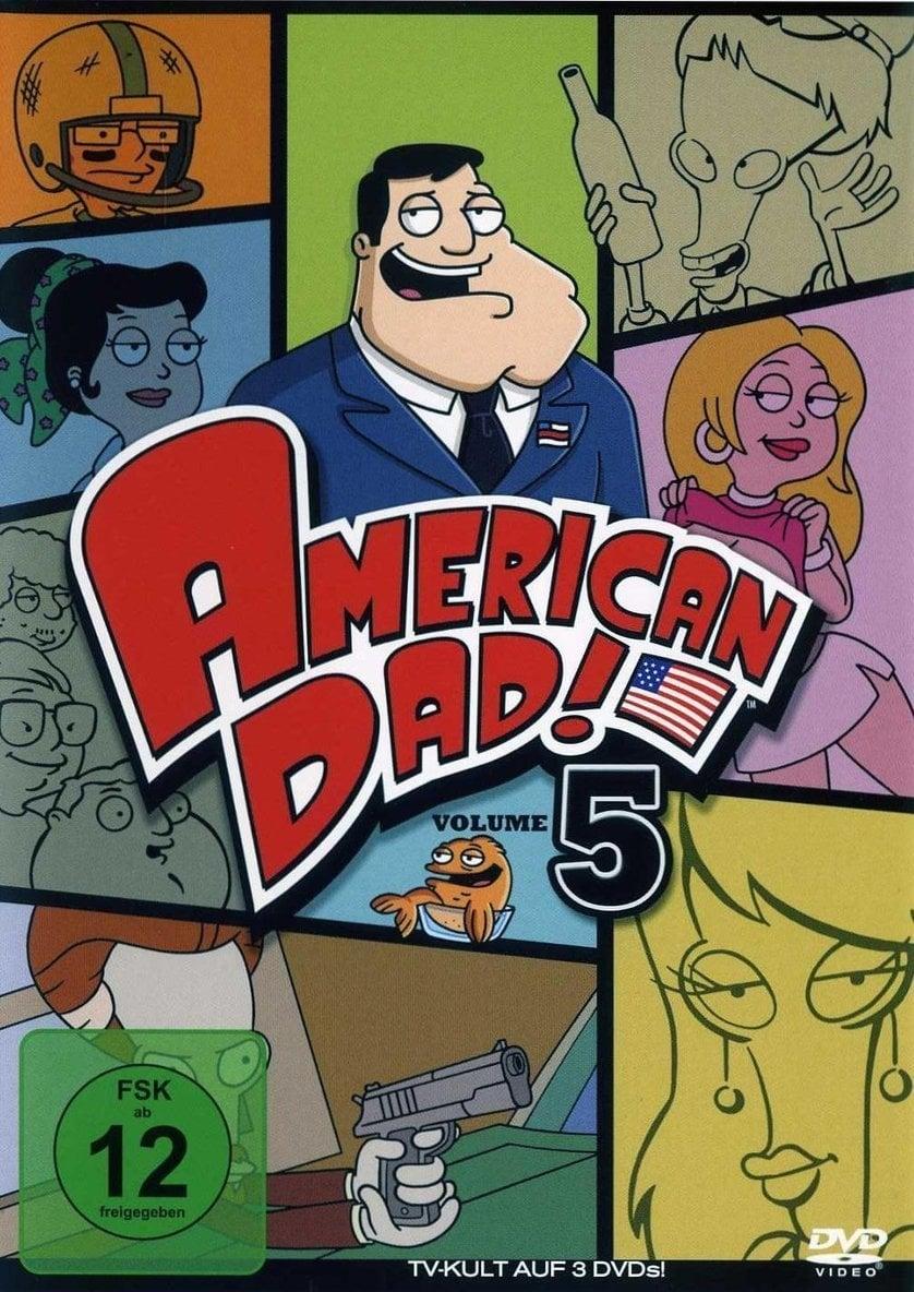 American Dad Season 5