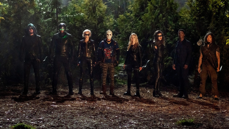 Arrow Season 8 :Episode 7  Purgatory