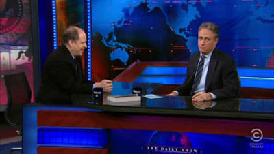 The Daily Show with Trevor Noah Season 16 :Episode 15  Jonathan Alter