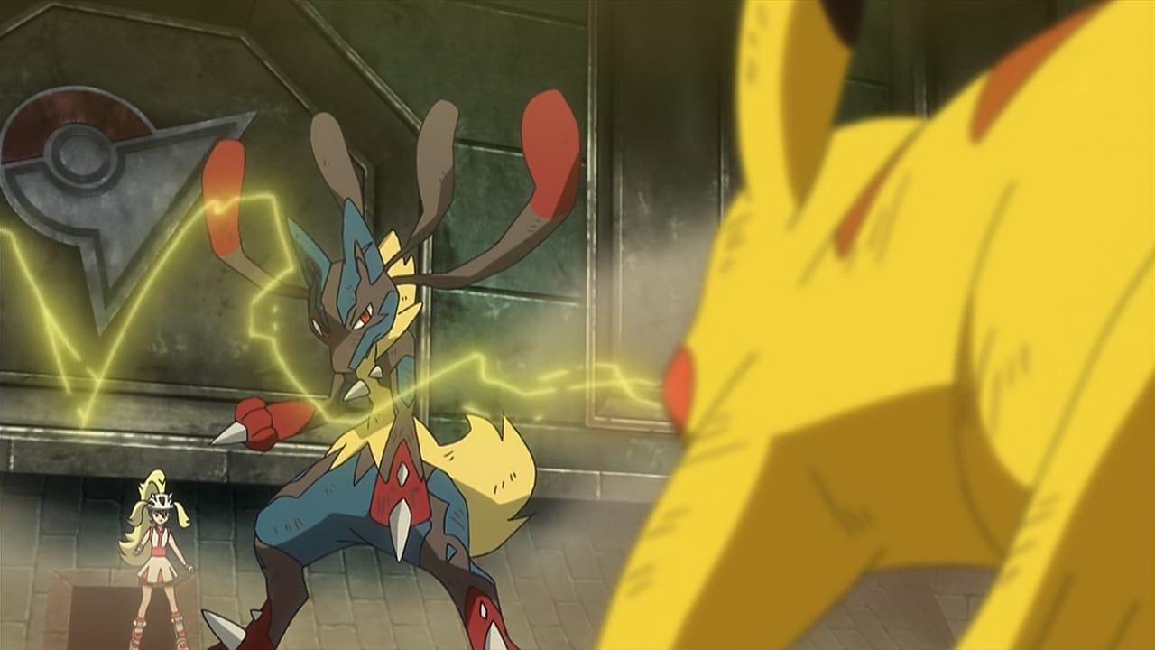 Pokémon Season 17 :Episode 43  Showdown at the Shalour Gym!