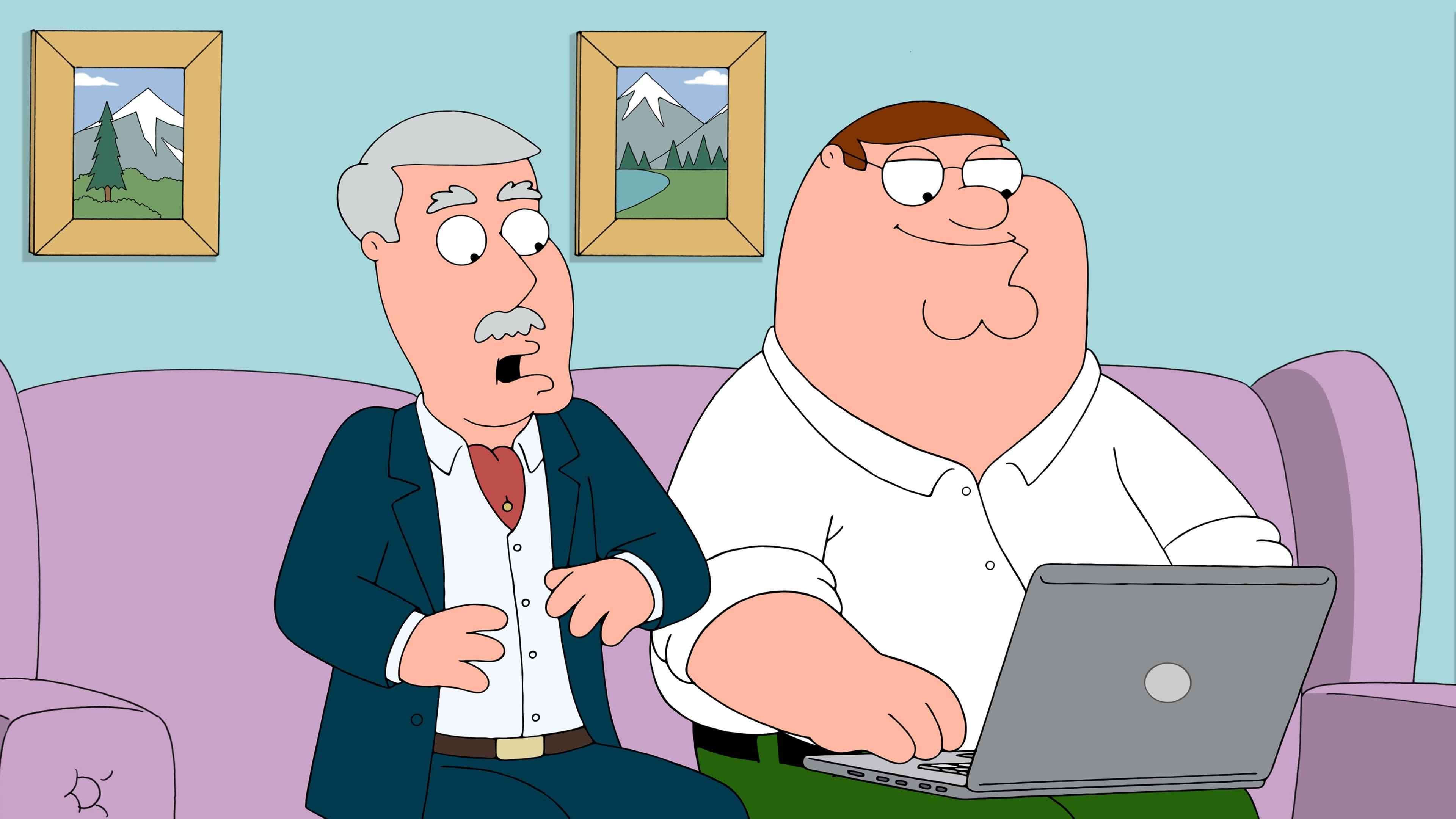 Family Guy Season 14 : Scammed Yankees