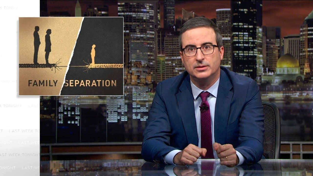 Last Week Tonight with John Oliver • S05E28
