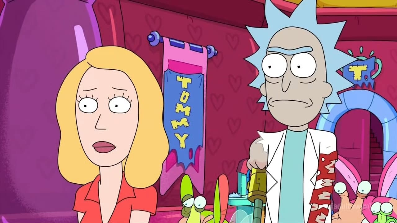 Rick and Morty - Season 3 Episode 9 : The ABC's of Beth