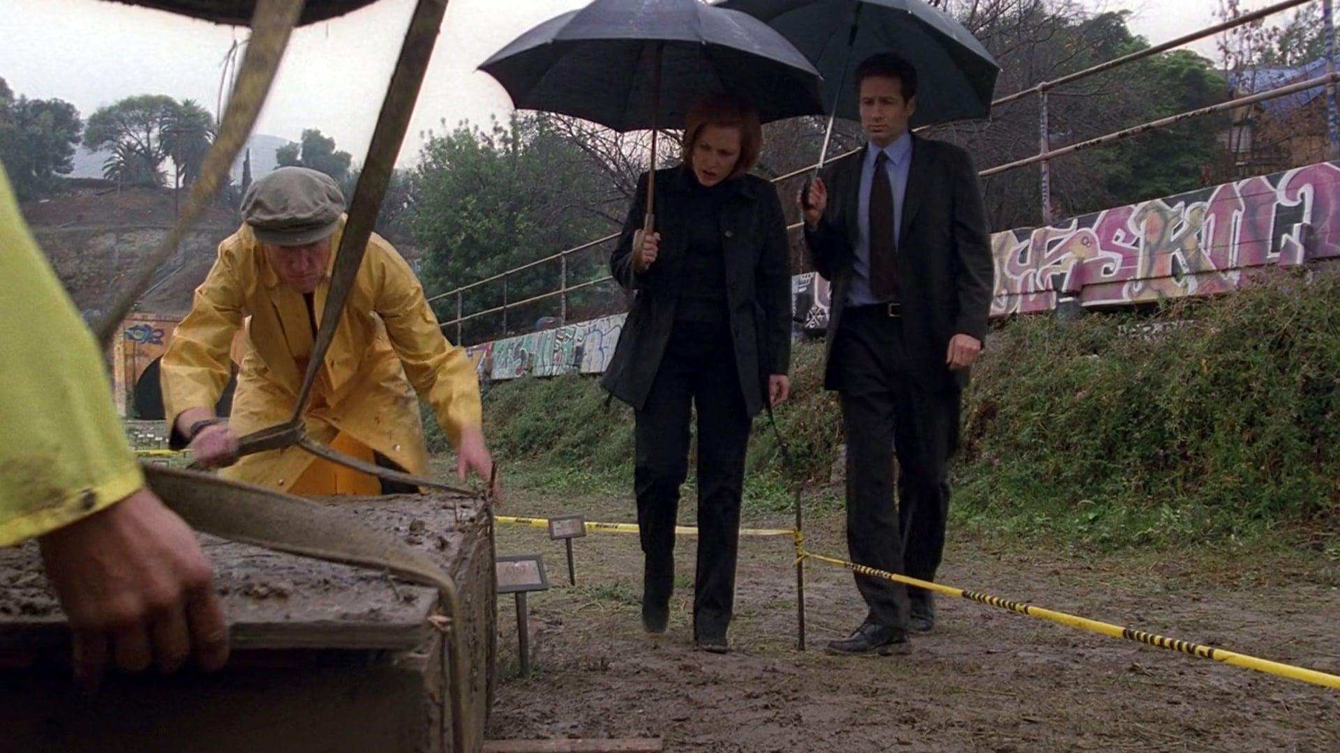 The X-Files Season 7 :Episode 14  Theef