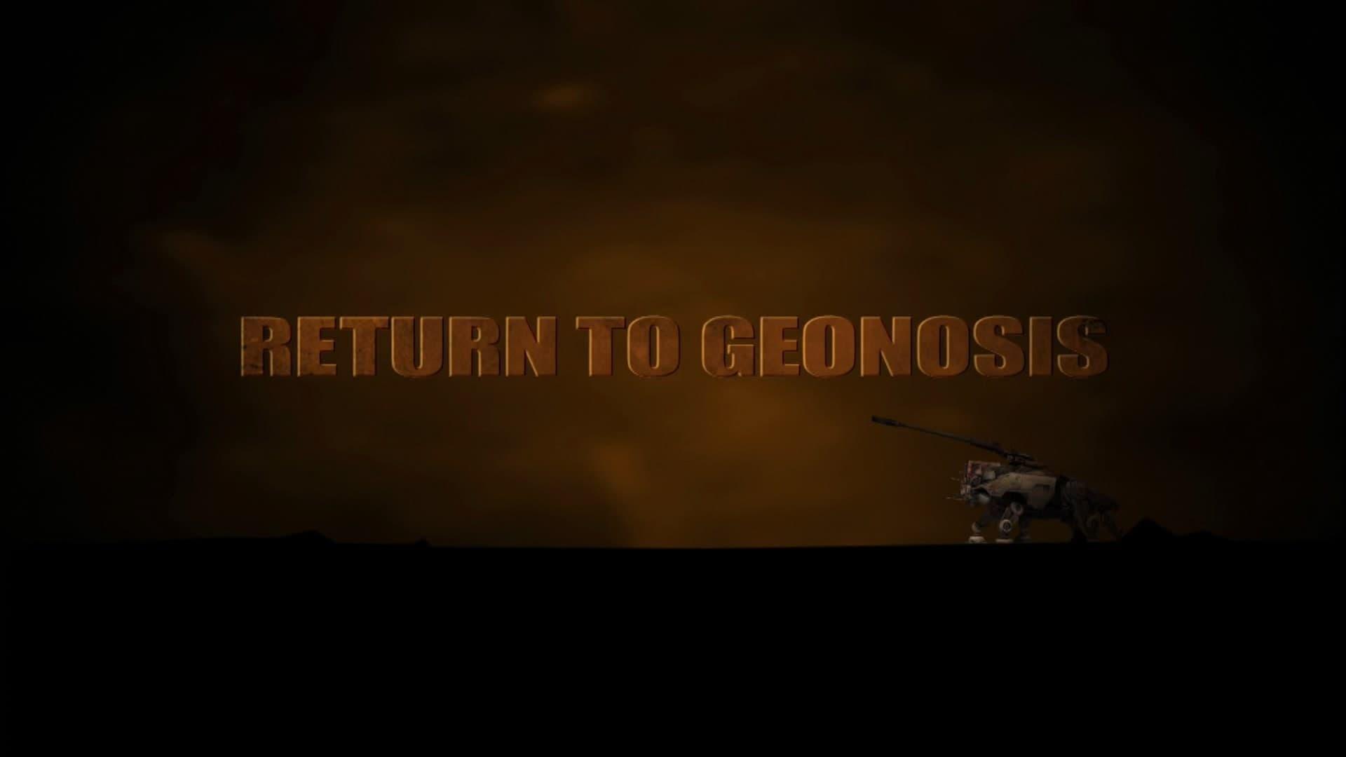 Star Wars: The Clone Wars - Season 0 Episode 103 : Return to Genosis