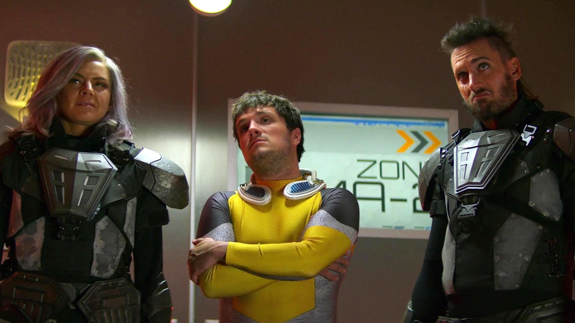 Future Man Season 2 :Episode 12  The Brain Job