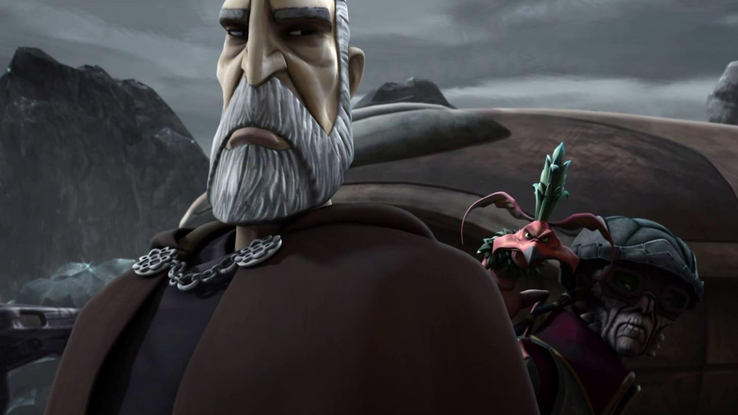 Star Wars: The Clone Wars - Season 1 Episode 11 : Dooku Captured