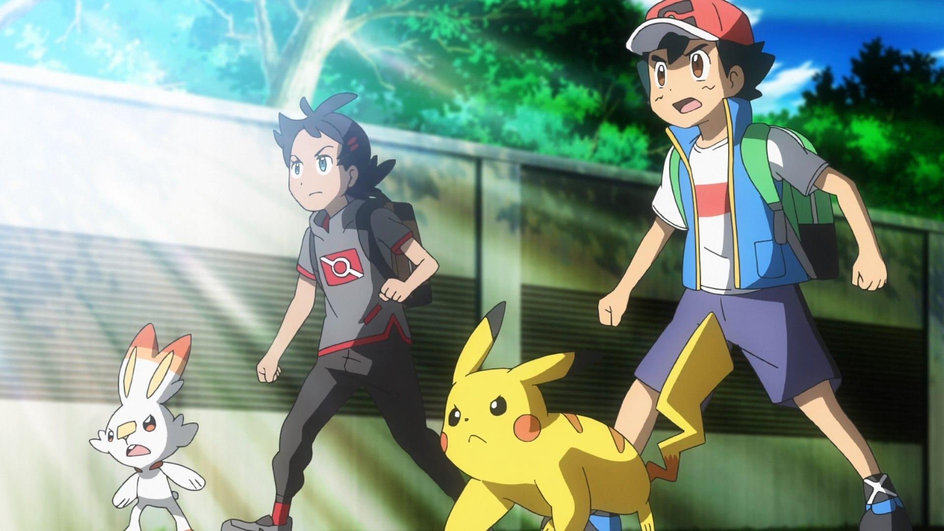 Pokémon Season 23 :Episode 17  Kicking It from Here Into Tomorrow!