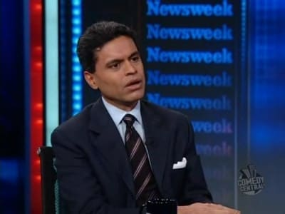 The Daily Show with Trevor Noah Season 14 :Episode 7  Fareed Zakaria