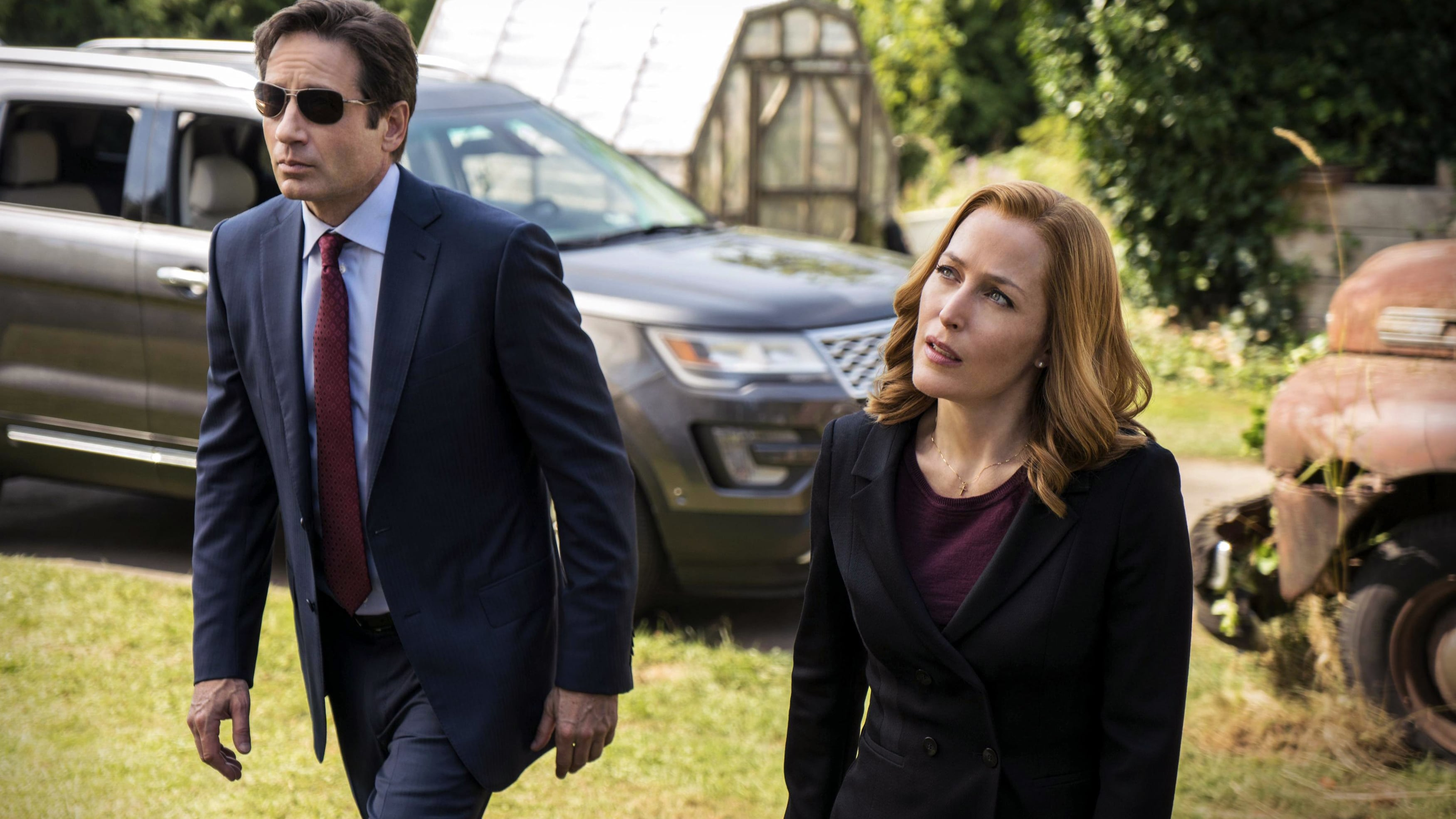 The X-Files Season 10 :Episode 2  Founder's Mutation