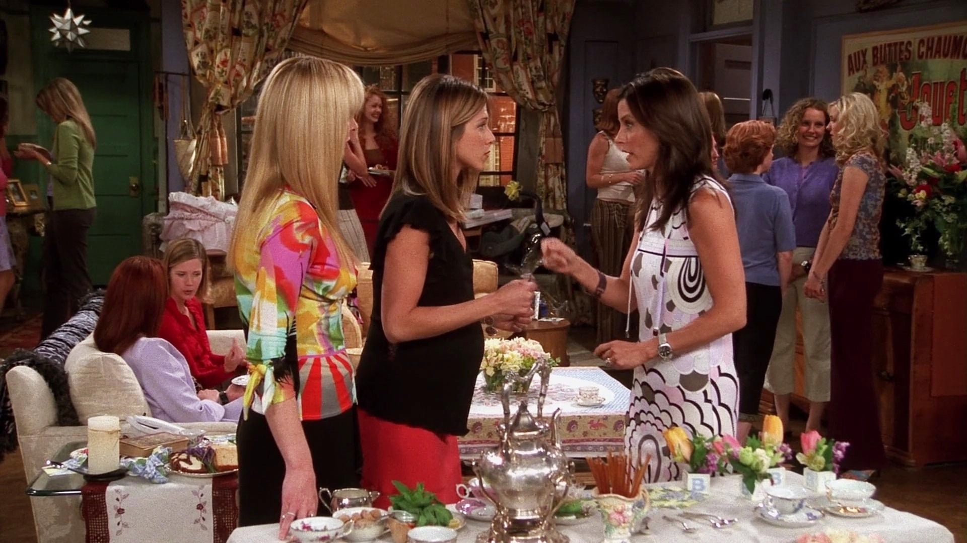 Season 8 :Episode 20  The One with the Baby Shower