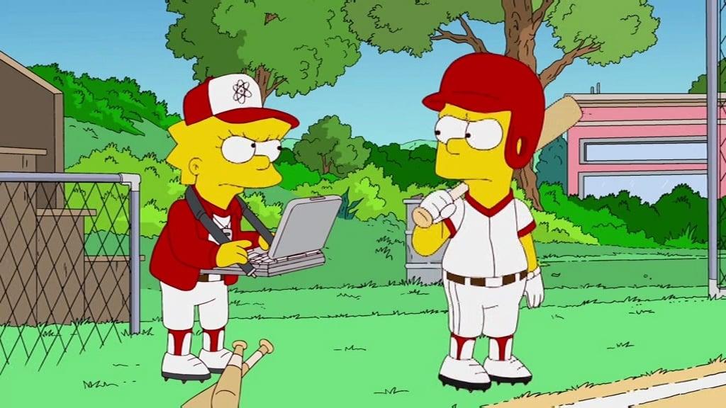 The Simpsons Season 22 :Episode 3  MoneyBART