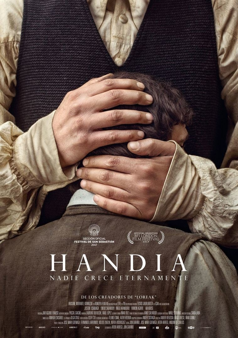 Póster Handia