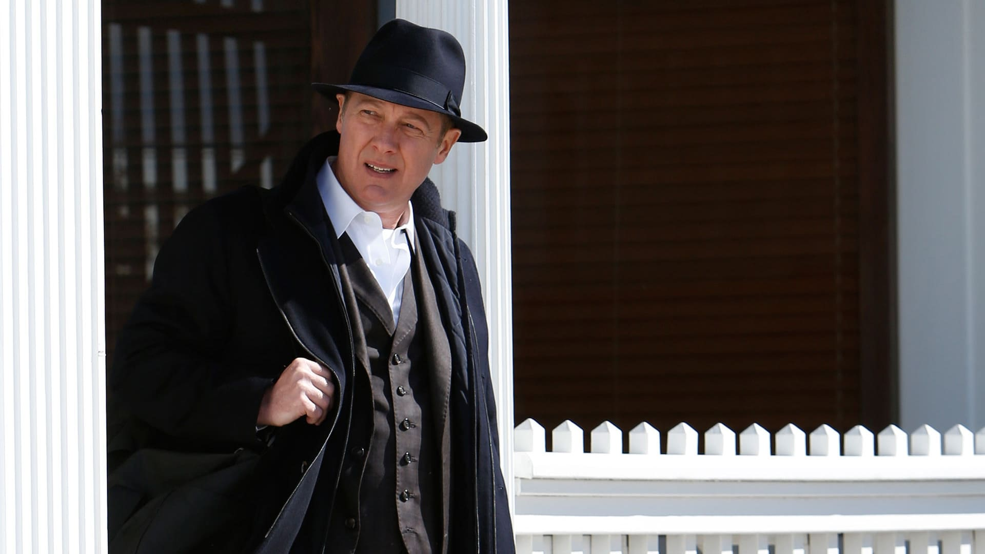 The Blacklist Season 3 :Episode 19  Cape May