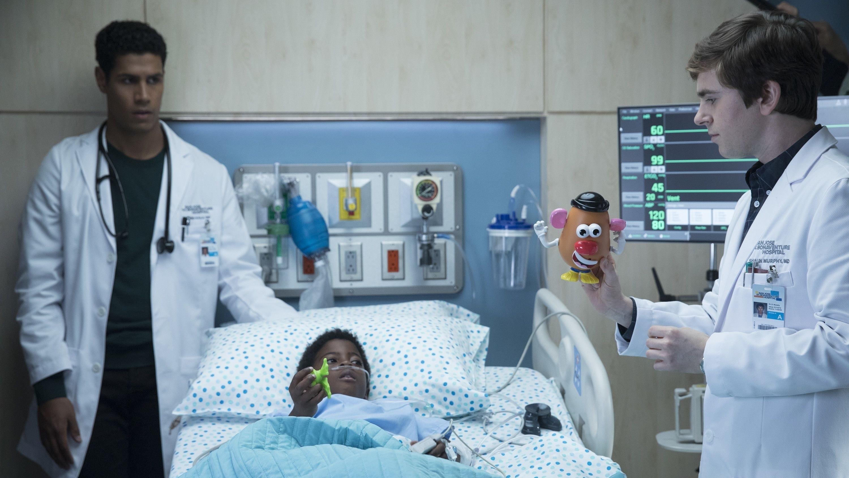 The Good Doctor - Season 1 Episode 9 : Intangibles