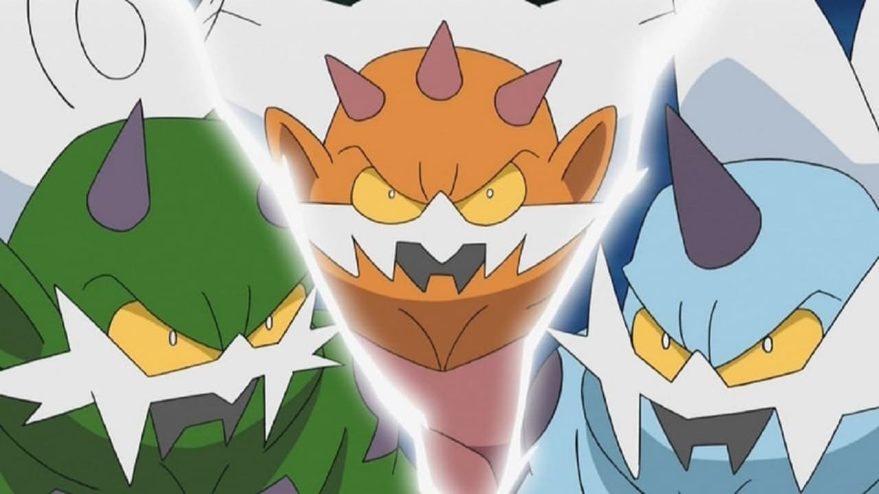 Pokémon Season 15 :Episode 12  Stopping the Rage of Legends! (Part 2)