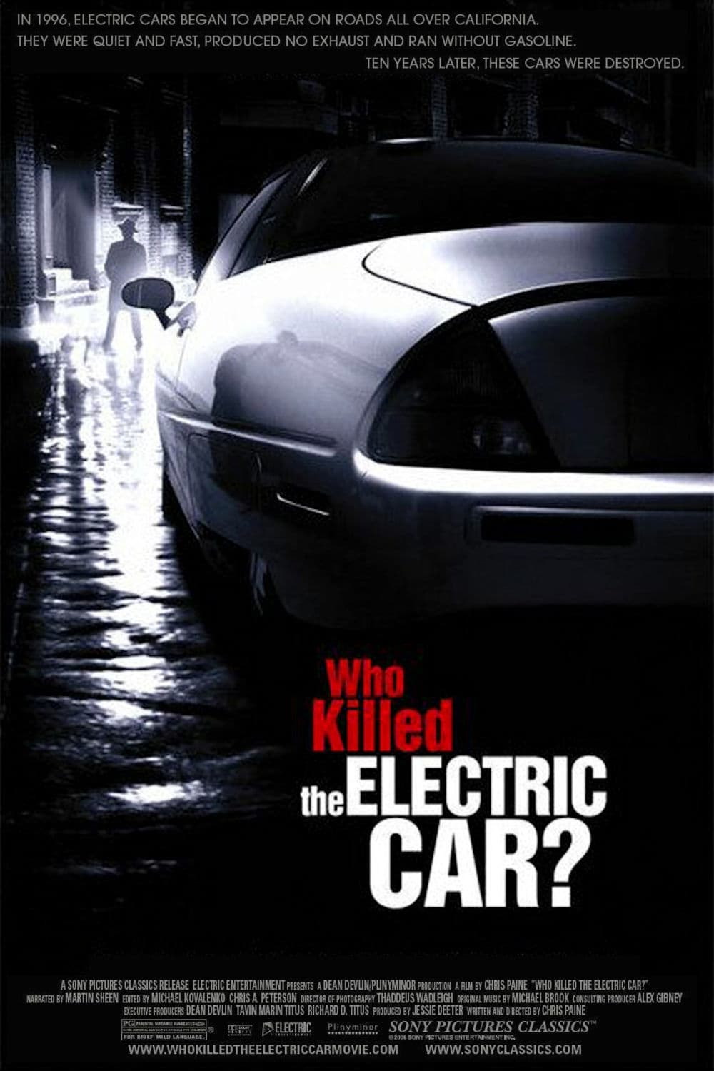 who killed the electric car 7 essay What killed the electric car a 7 year tie to the oil companies & a bad bet on hydrogen fuel cells.