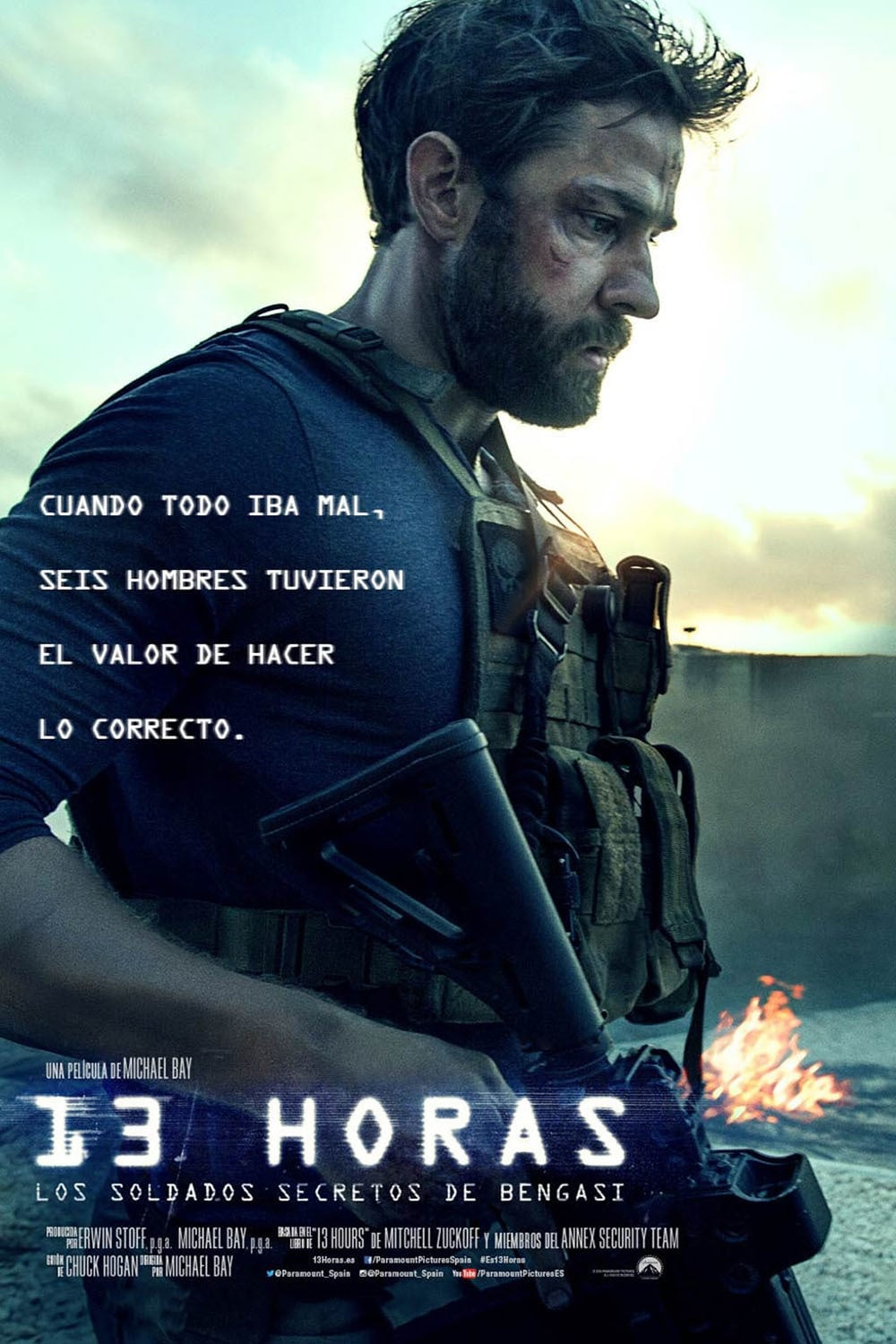 13 hours the secret soldiers of benghazi streaming film ita for Film chambra 13 streaming