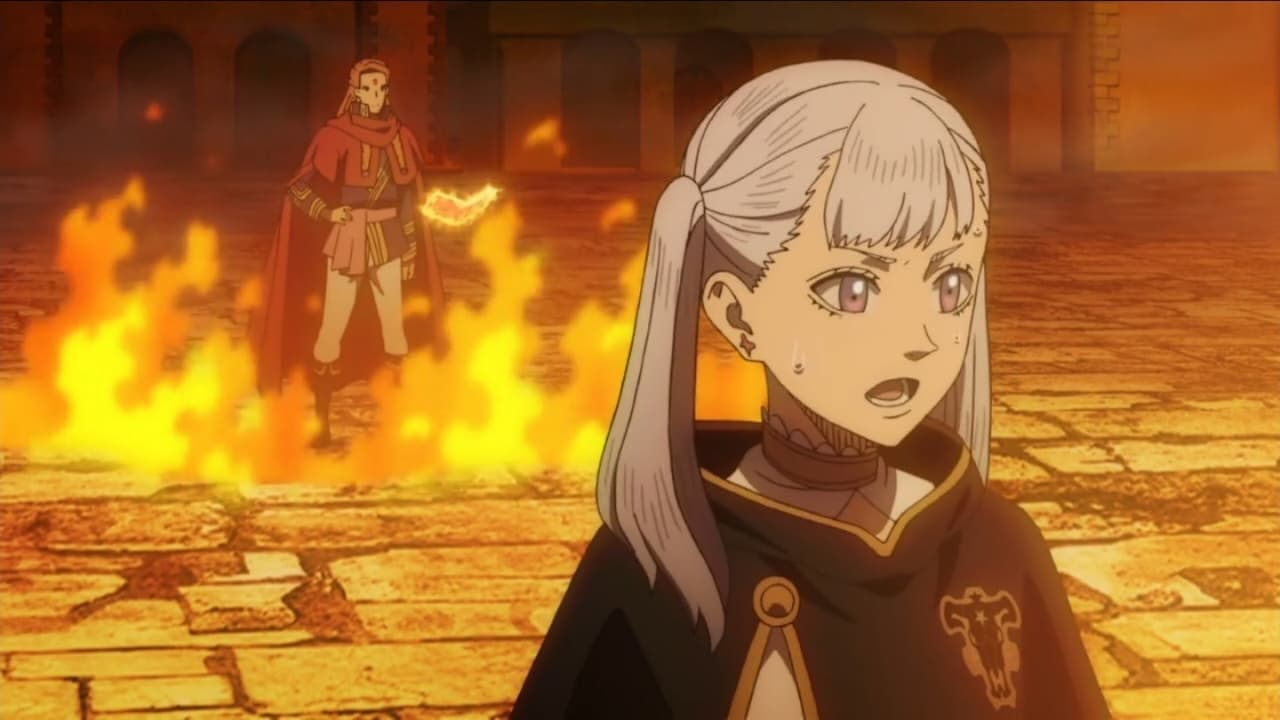 Black Clover Season 1 :Episode 22  Wild Magic Dance