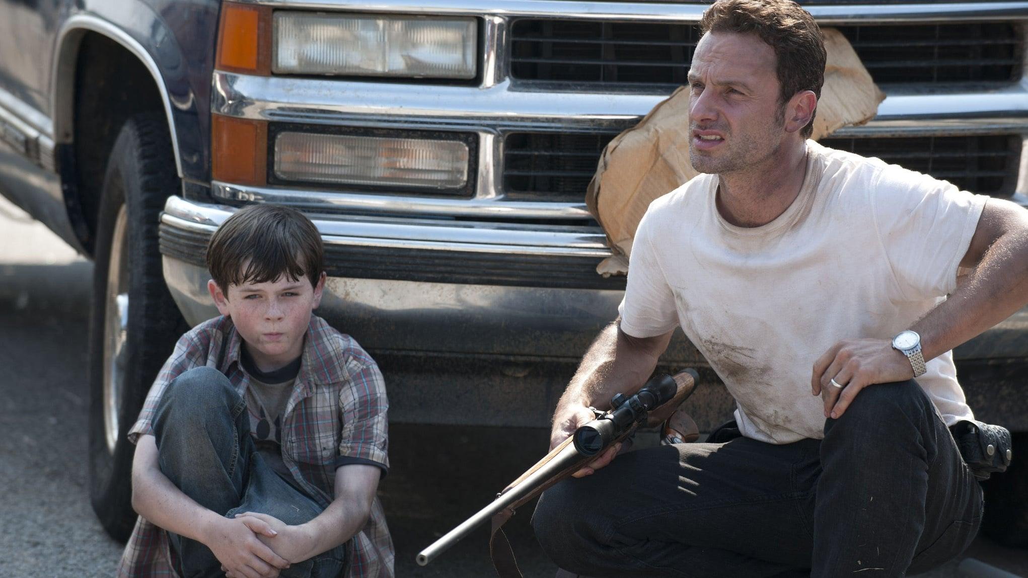 The Walking Dead – Saison 2 Streaming HD
