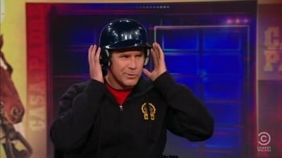 The Daily Show with Trevor Noah Season 17 :Episode 73  Will Ferrell