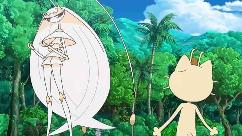 Pokémon Season 22 :Episode 22  Beauty is Only Crystal Deep!