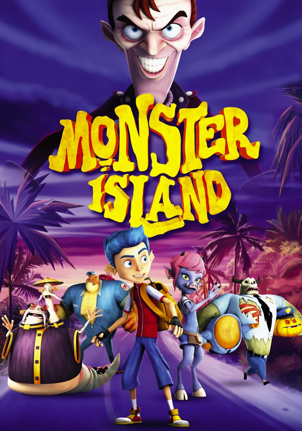 image for Monster Island