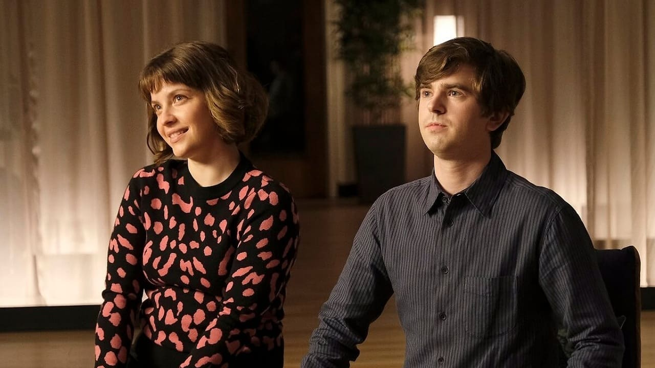 The Good Doctor - Season 4 Episode 14 : Gender Reveal