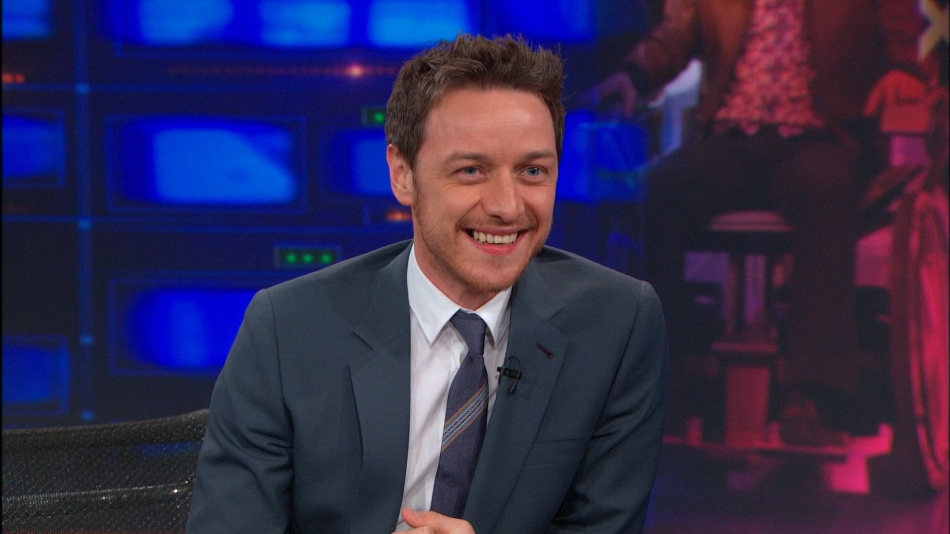 The Daily Show with Trevor Noah Season 19 :Episode 107  James McAvoy
