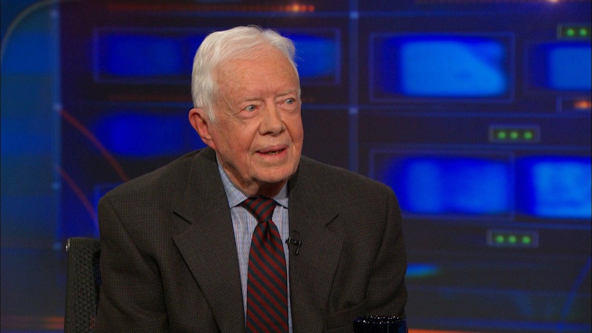 The Daily Show with Trevor Noah Season 20 :Episode 45  Jimmy Carter