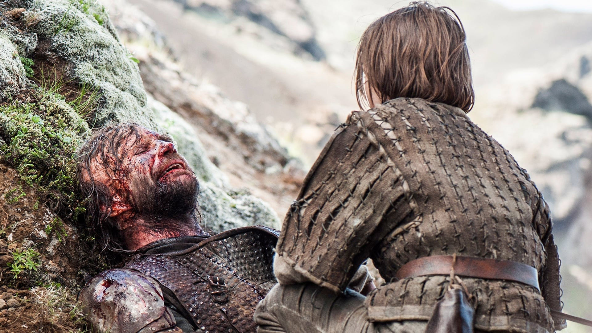 Game of Thrones Season 4 :Episode 10  The Children