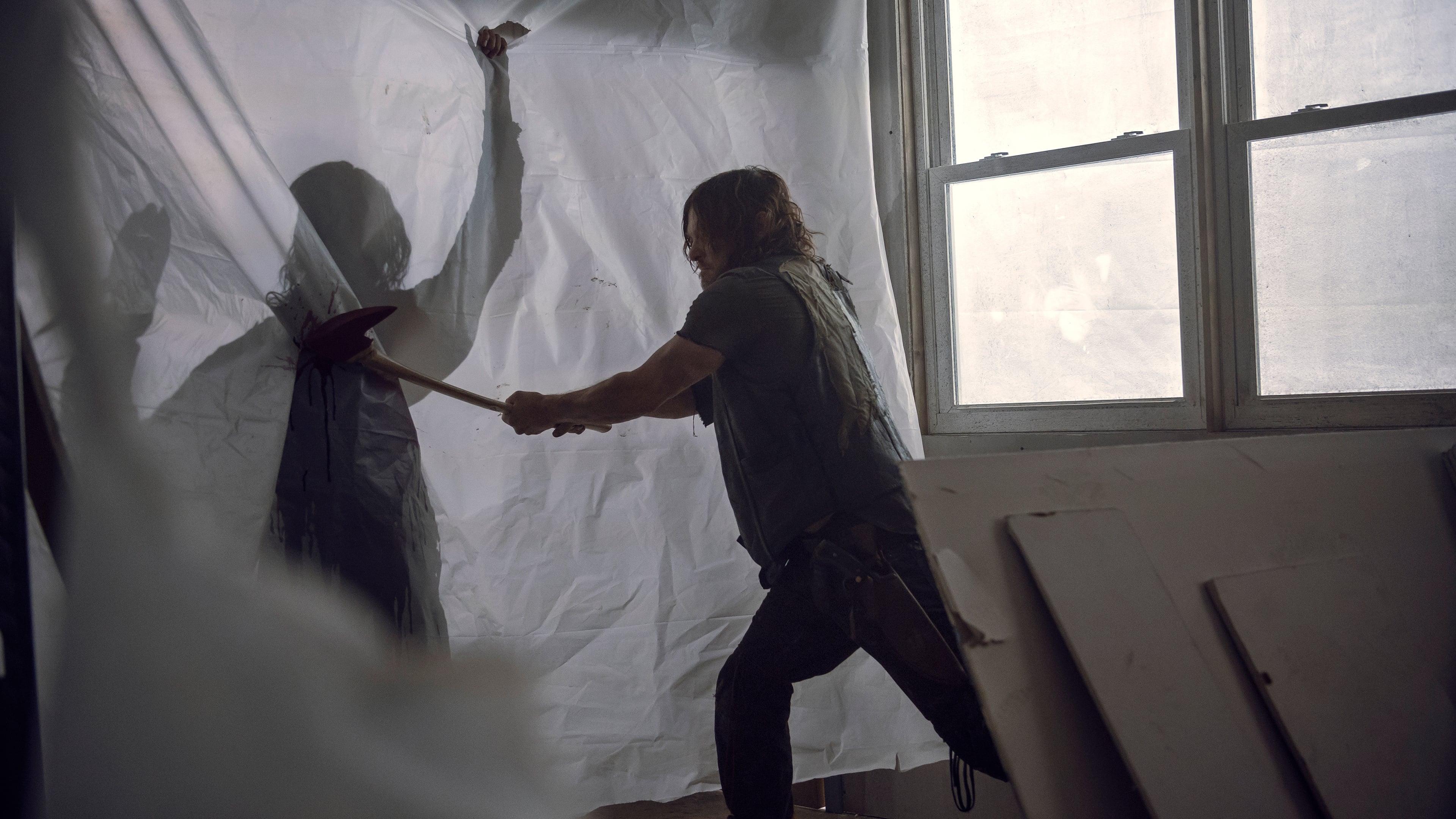 The Walking Dead - Season 9 Episode 13 : Chokepoint