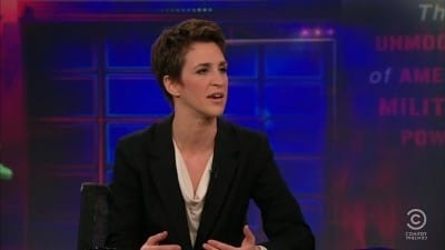 The Daily Show with Trevor Noah Season 17 :Episode 79  Rachel Maddow