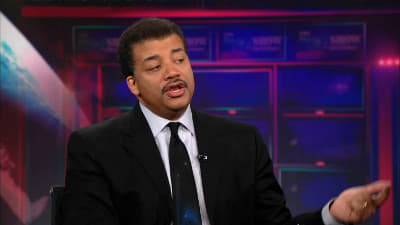 The Daily Show with Trevor Noah Season 18 :Episode 72  Neil DeGrasse Tyson
