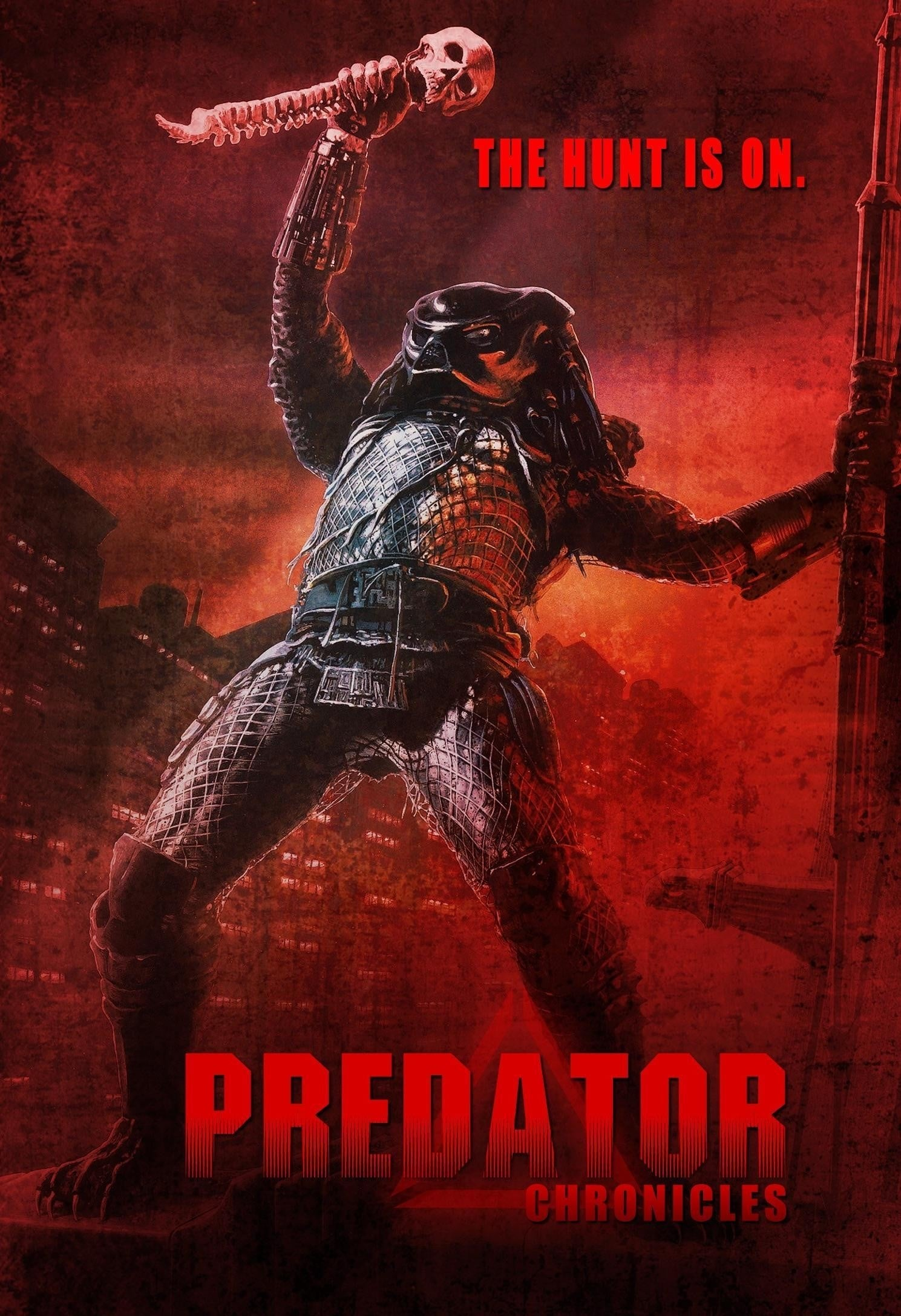 all movies from predator collection saga are on movies
