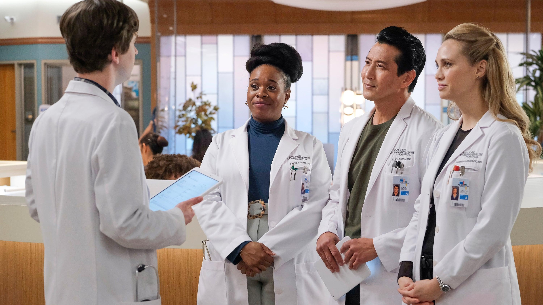 The Good Doctor - Season 4 Episode 9 : Irresponsible Salad Bar Practices