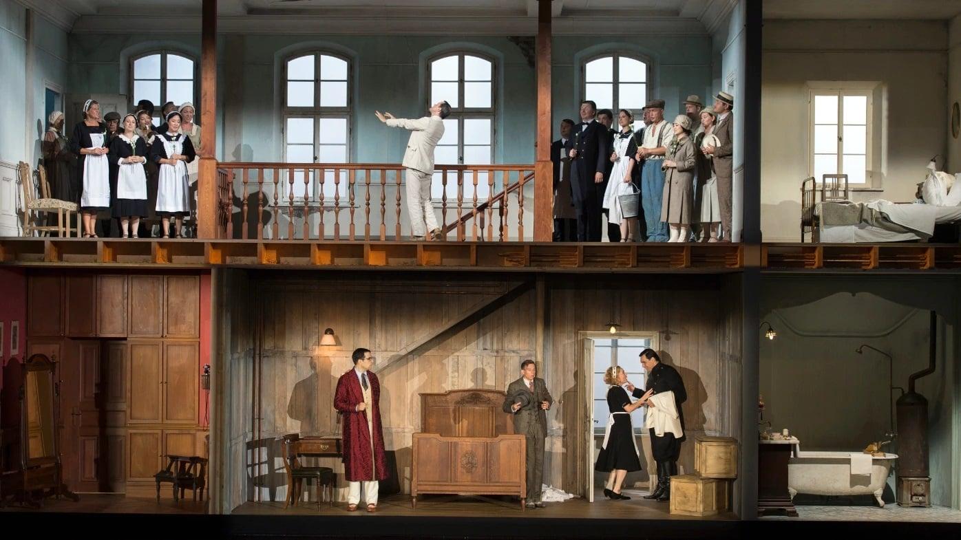 Le Nozze di Figaro: Salzburg Festival