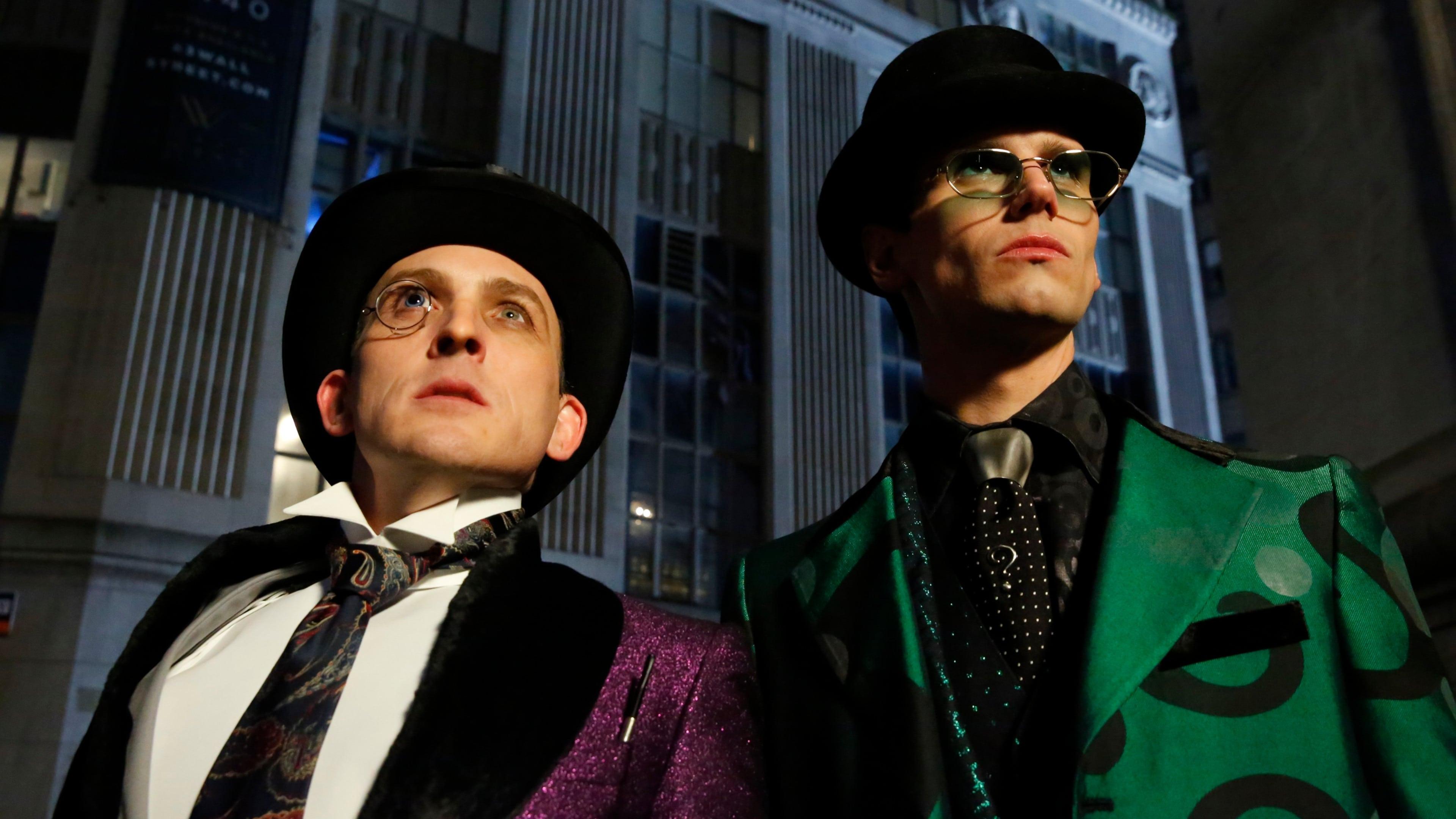 Gotham Season 5 :Episode 12  Legend of Dark Knight: The Beginning...