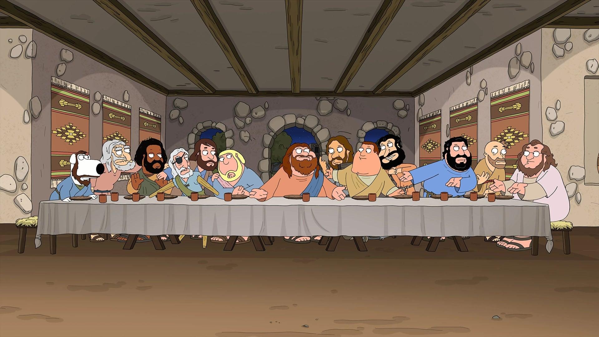 Family Guy - Season 18 Episode 19 : Holly Bibble