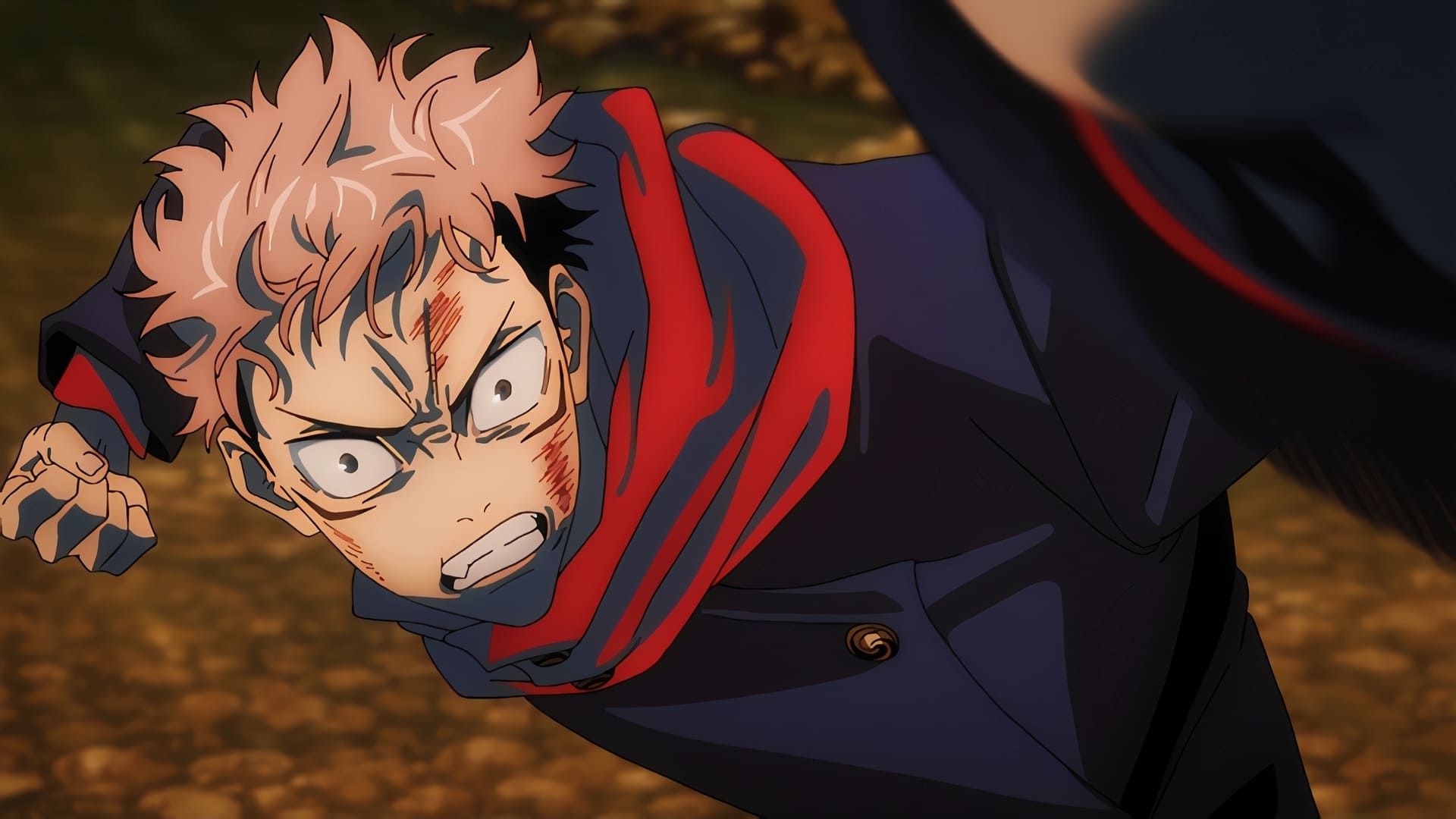 Jujutsu Kaisen - Season 1 Episode 19 : Black Flash