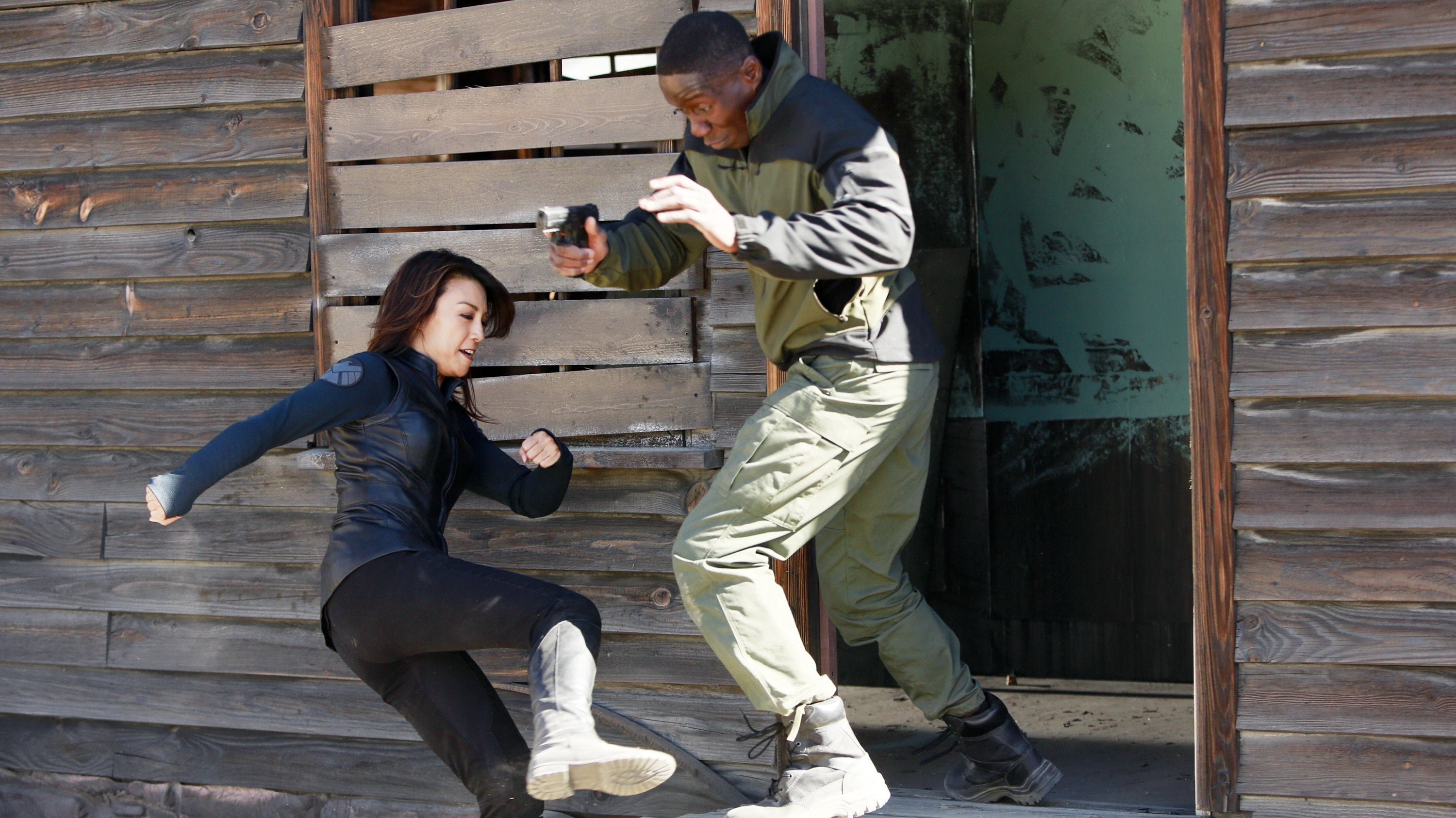 Marvel's Agents of S.H.I.E.L.D. Season 1 :Episode 11  Die Auferstehung