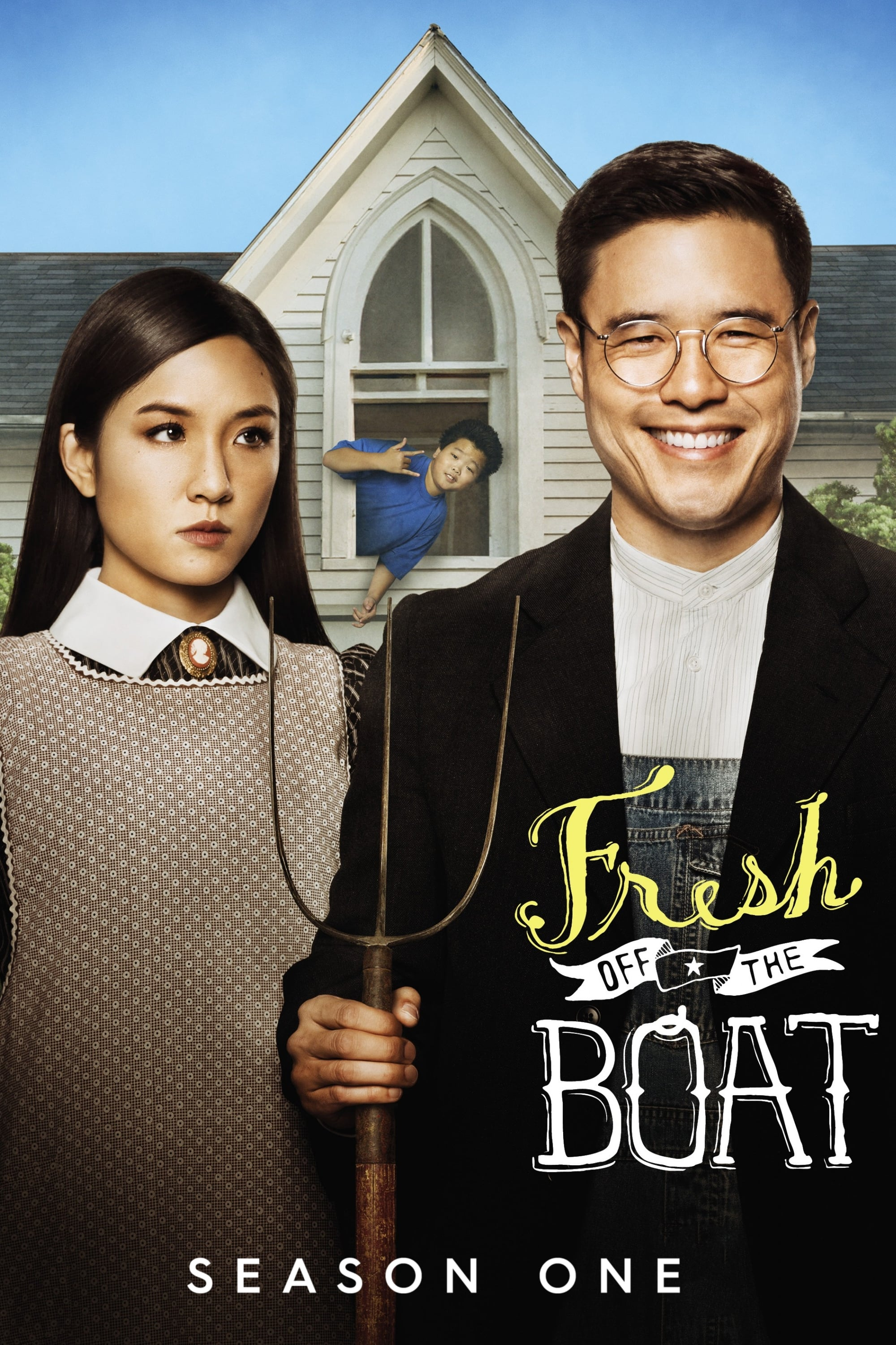 Fresh Off the Boat Season 1