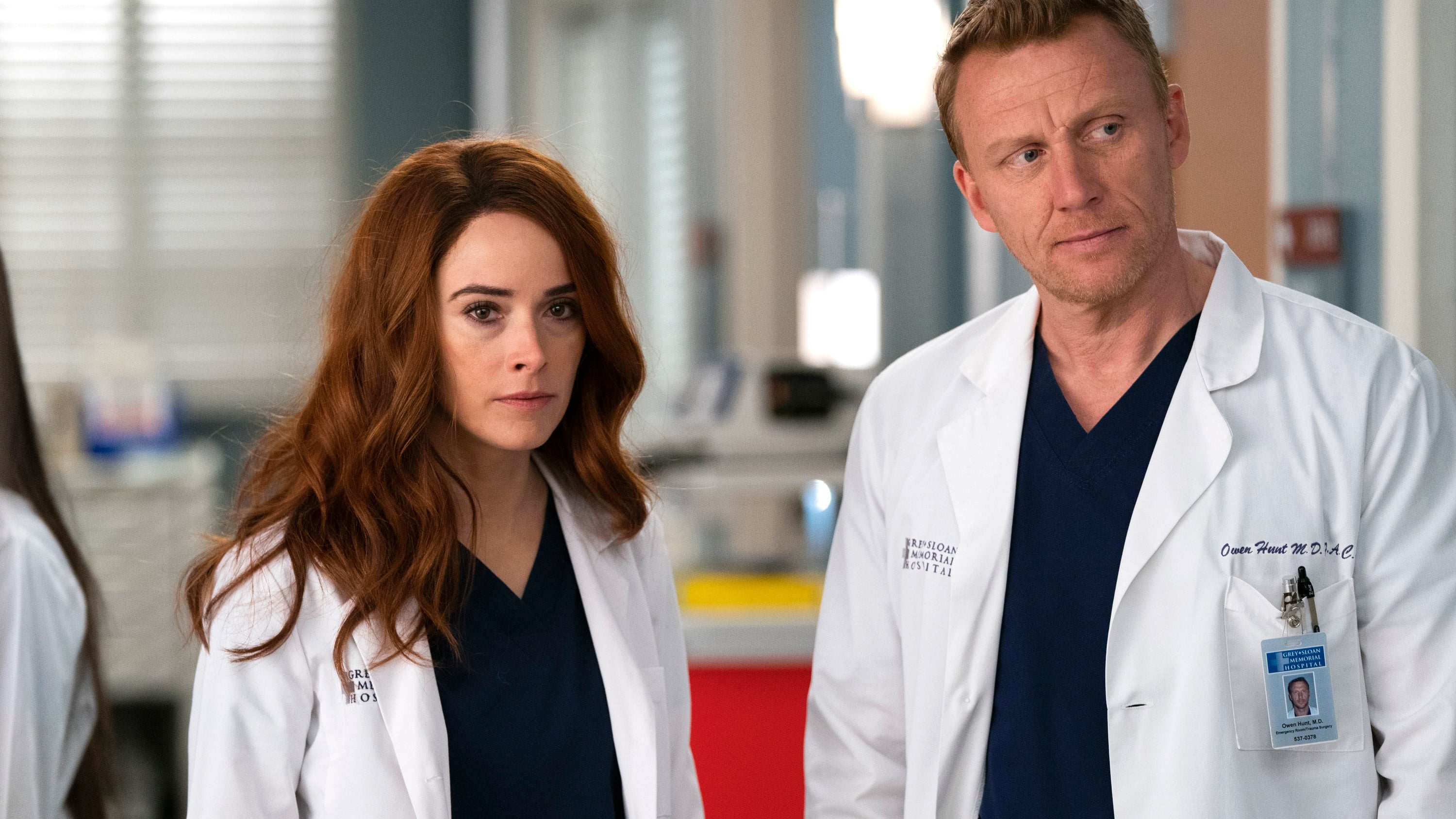 Grey's Anatomy Season 15 :Episode 20  Mit voller Wucht