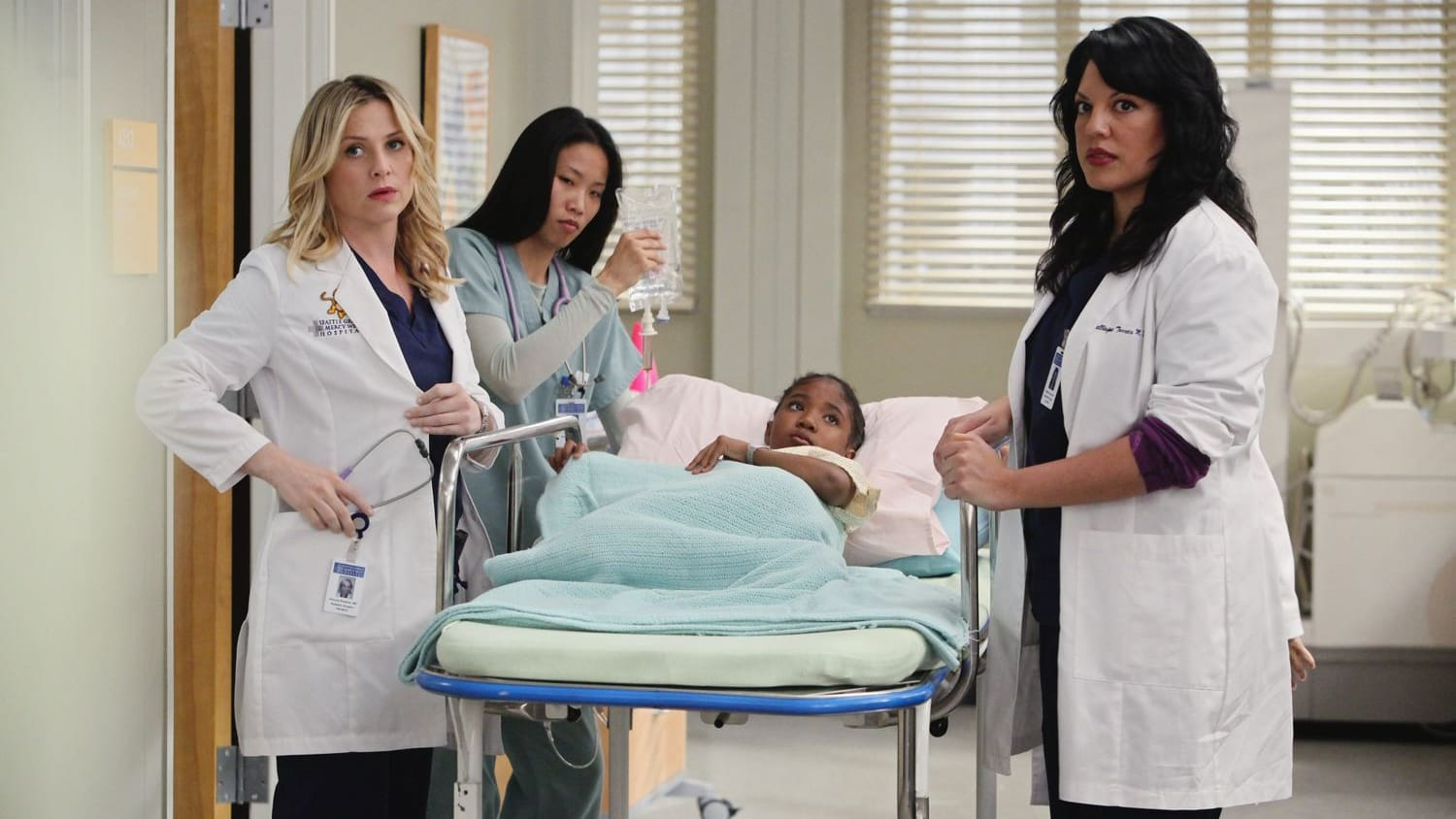 Grey's Anatomy Season 6 :Episode 23  Sanctuary