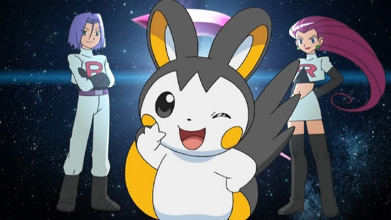 Pokémon Season 16 :Episode 42  Team Rocket's Shocking Recruit!
