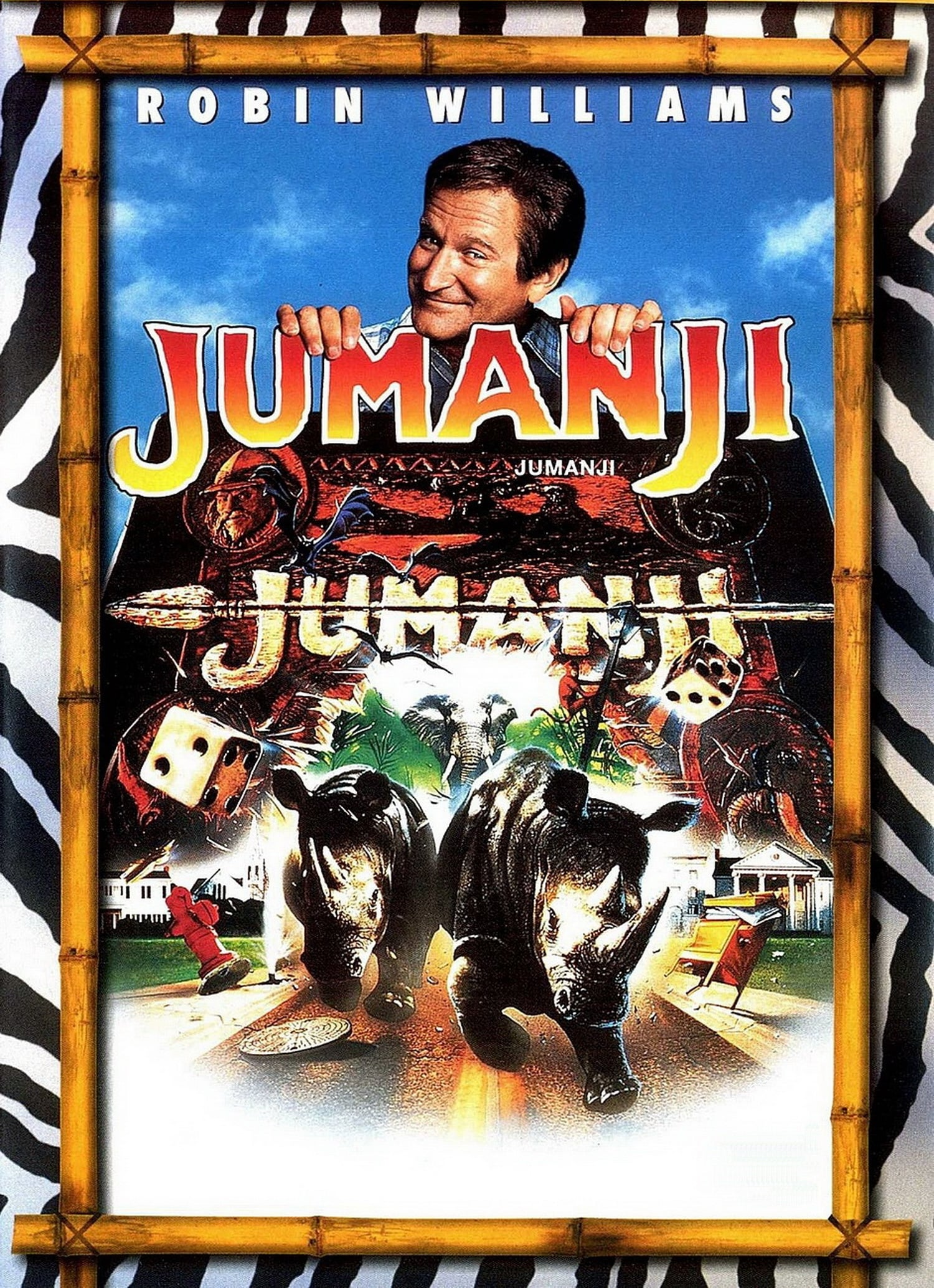 flirt movie 1995 jumanji