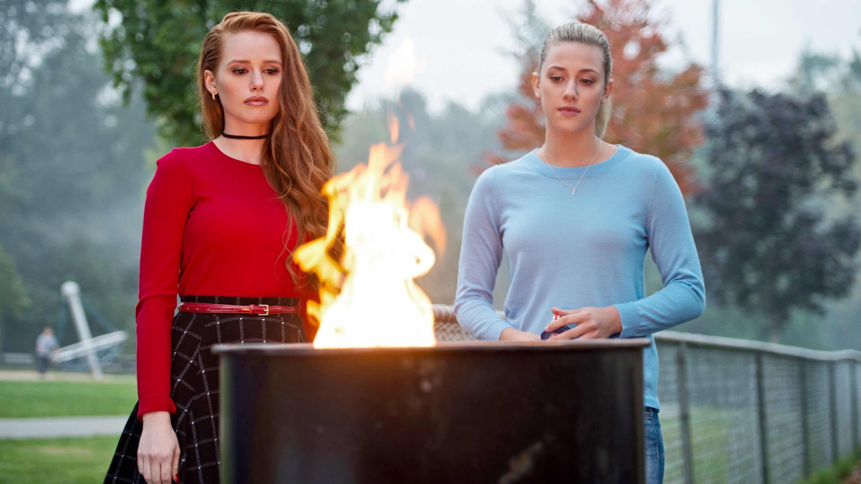 Riverdale - Season 1 Episode 3 : Chapter Three: Body Double