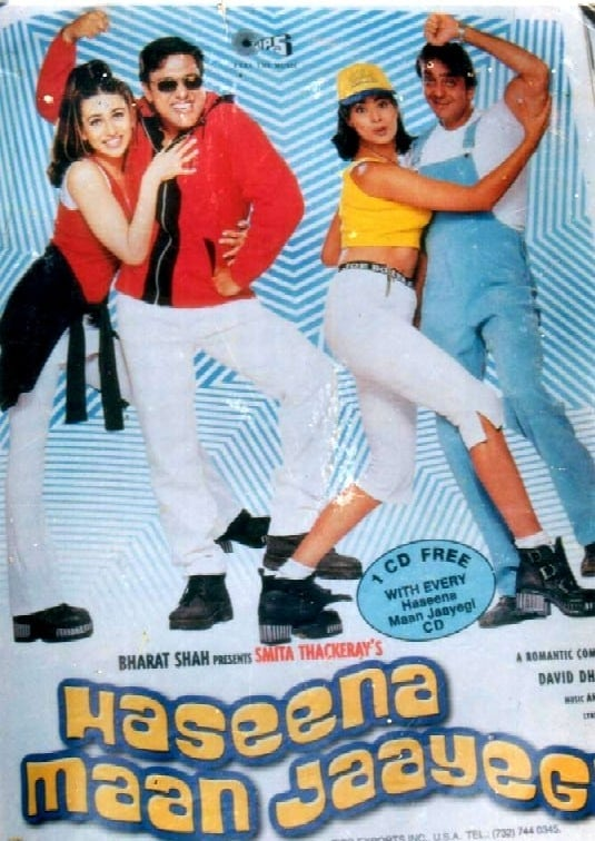 Haseena maan jayegi video songs download 1999